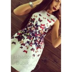 Liblikatega kleit