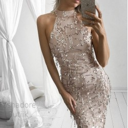 Litritega kleit