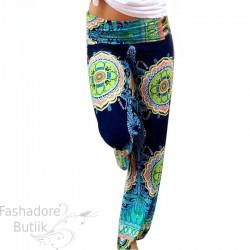 Erksates värvides mugavad püksid