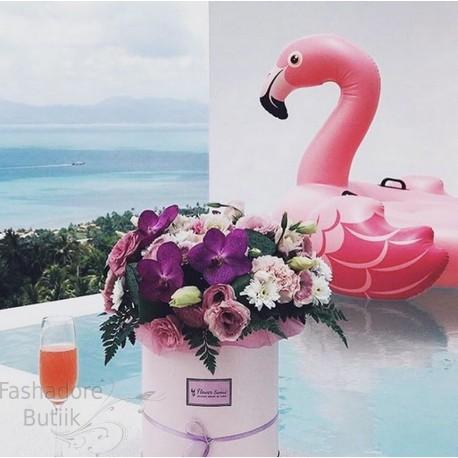 Täispuhutav Flamingo